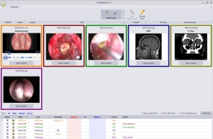 Audiqueen showing Images and video in result